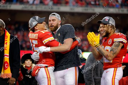 Editorial picture of AFC Championship Titans Chiefs Football, Kansas City, USA - 19 Jan 2020
