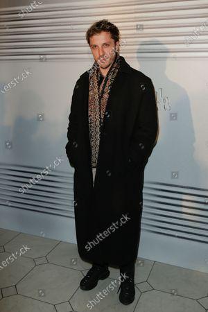 Stock Picture of Glenn Martens