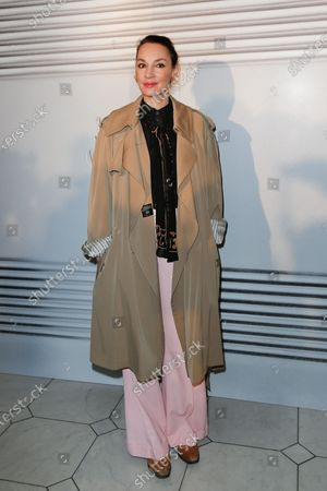 Stock Picture of Jeanne Balibar