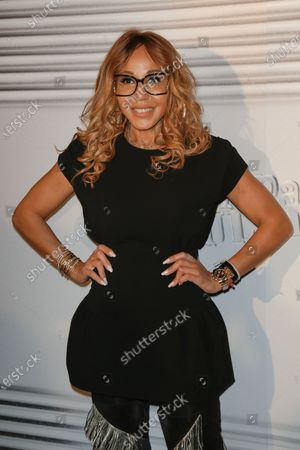 Stock Image of Cathy Guetta