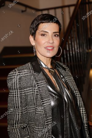 Stock Image of Cristina Cordula