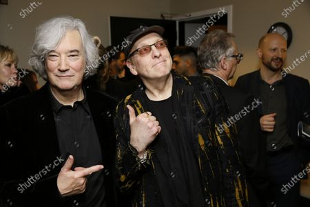 Karl Sydow and Rick Nielsen
