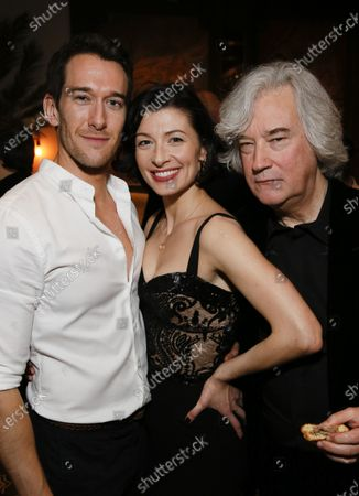 Editorial image of 'The Last Ship' musical, After Party, Ahmanson Theatre, Los Angeles, USA - 22 Jan 2020