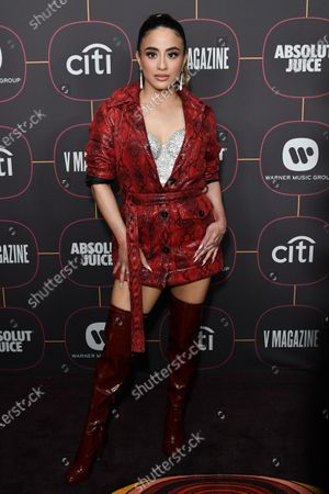 Editorial image of Warner Music's Pre-Grammys Party, Arrivals, Hollywood Athletic Club, Los Angeles, USA - 23 Jan 2020