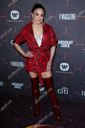 Editorial picture of Warner Music's Pre-Grammys Party, Arrivals, Hollywood Athletic Club, Los Angeles, USA - 23 Jan 2020