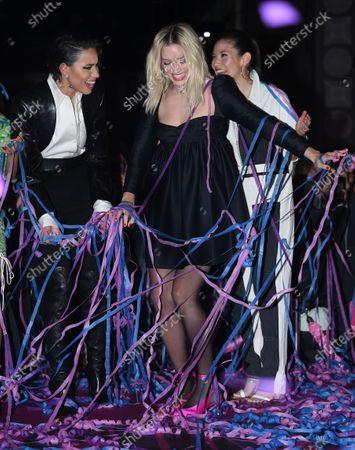 Jurnee Smollett-Bell, Margot Robbie and Christina Hodson