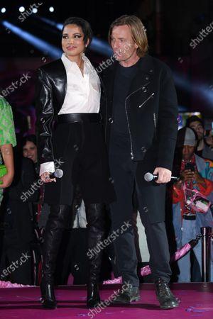 Jurnee Smollett-Bell and Ewan McGregor