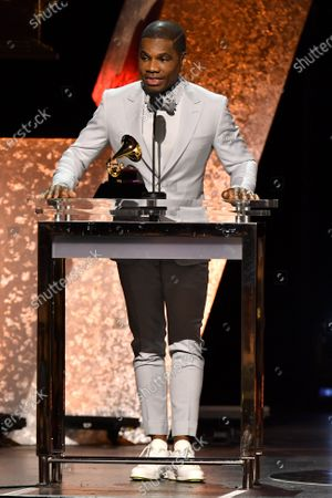 Stock Picture of Kirk Franklin - Best Gospel Performance/Song - Love Theory