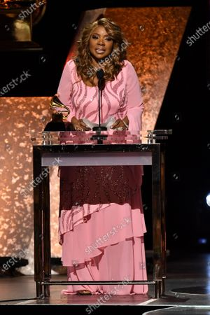 Stock Picture of Gloria Gaynor - Best Roots Gospel Album - Testimony