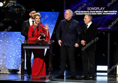Editorial photo of 62nd Annual Grammy Awards, Premiere Ceremony, Los Angeles, USA - 26 Jan 2020
