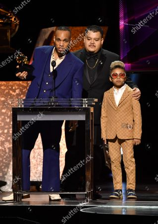 Anderson. Paak - Best RandB Performance - Come Home - with Soul Rasheed