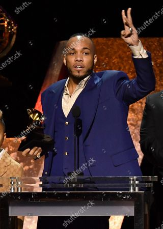 Anderson. Paak - Best RandB Performance - Come Home