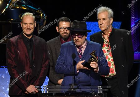 Elvis Costello and The Imposters - Best Traditional Pop Album - Look Now
