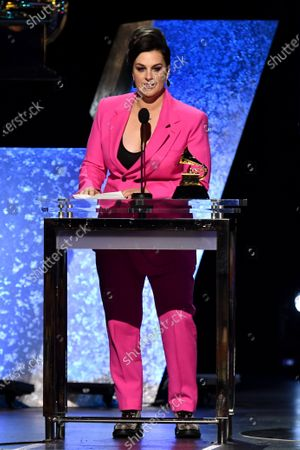 Editorial image of 62nd Annual Grammy Awards, Premiere Ceremony, Los Angeles, USA - 26 Jan 2020