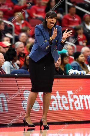 Editorial picture of Virginia Basketball, Louisville, USA - 23 Jan 2020