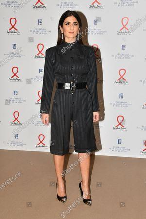 Stock Photo of Geraldine Nakache