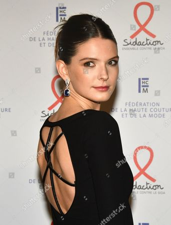 Editorial picture of Sidaction Gala Dinner, Pavillon Cambon, Paris, France - 23 Jan 2020