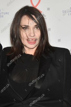 Stock Image of Beatrice Dalle