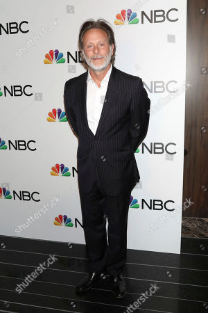 Steven Weber attends the NBC midseason 2020 press day party hosted by NBC and The Cinema Society at the Rainbow Room Gallery Bar, in New York