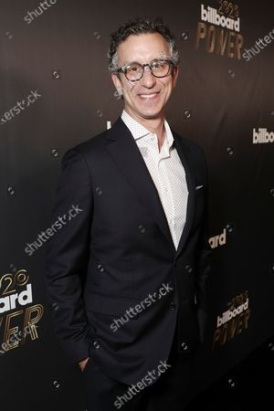 Editorial image of Billboard Annual Power event, Arrivals, Los Angeles, USA - 23 Jan 2020
