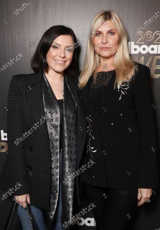 Cheryl Paglierani and Natalia Nastaskin