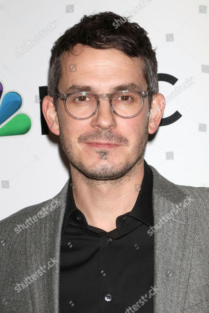 Stock Picture of Tate Ellington attends the NBC midseason 2020 press day party hosted by NBC and The Cinema Society at the Rainbow Room Gallery Bar, in New York