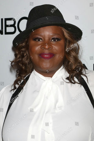 Retta attends the NBC midseason 2020 press day party hosted by NBC and The Cinema Society at the Rainbow Room Gallery Bar, in New York