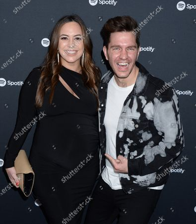 Aijia Lise and Andy Grammer