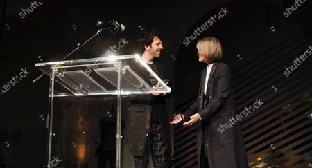 Editorial photo of Billboard Annual Power event, Inside, Los Angeles, USA - 23 Jan 2020