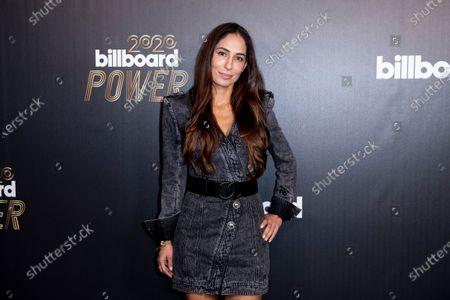 Editorial photo of 2020 Billboard Grammy Power 100 - Red Carpet, Hollywood, USA - 23 Jan 2020