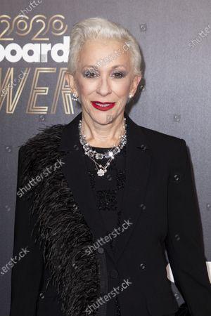 Editorial photo of 2020 Billboard Grammy Power 100 - Red Carpet, Hollywood, USA - 23 Jan 2020