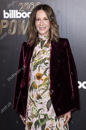 Editorial picture of 2020 Billboard Grammy Power 100 - Red Carpet, Hollywood, USA - 23 Jan 2020