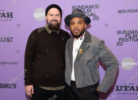 Eddie Vaisman and Justin Simien
