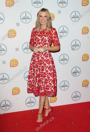 Stock Photo of Charlotte Hawkins