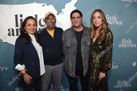 Editorial picture of Special Screening of Apple's 'Little America', Arrivals, Pacific Design Center, Los Angeles, CA, USA - 23 Jan 2020