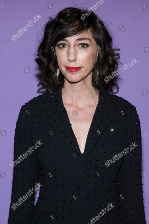 """Lana Wilson attends the premiere of """"Miss Americana"""" at the Eccles Theater during the 2020 Sundance Film Festival, in Park City, Utah"""
