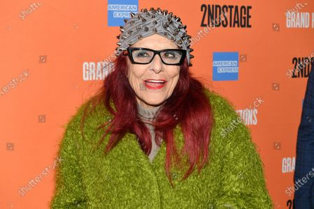 Stock Image of Patricia Field