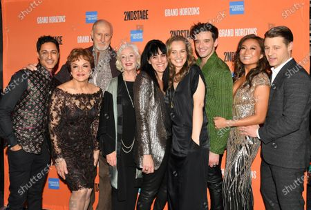 Stock Photo of Maulik Pancholy, James Cromwell, Priscilla Lopez, Jane Alexander, Leigh Silverman, Bess Whol, Michael Urie, Ashely Park, Benjamin McKenzie
