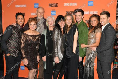Maulik Pancholy, James Cromwell, Priscilla Lopez, Jane Alexander, Leigh Silverman, Bess Whol, Michael Urie, Ashely Park, Benjamin McKenzie