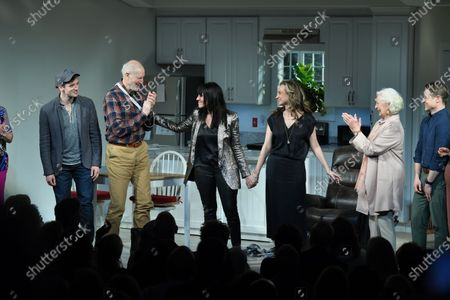 Michael Urie, Jame Cromwell, Leigh Silverman, Bess Wohl, Jane Alexander