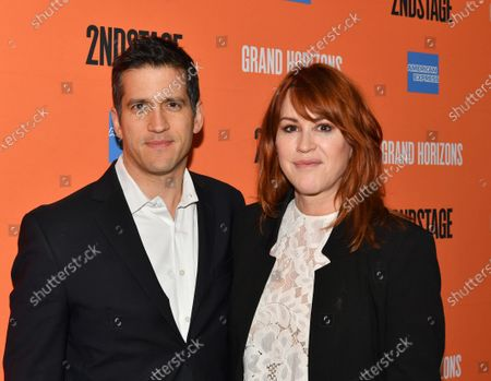 Panio Gianopoulos, Molly Ringwald