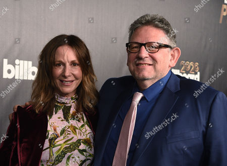 Sir Lucian Grainge and Jody Gerson