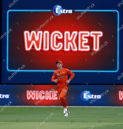 Editorial image of Perth Scorchers v Adelaide Strikers, Cricket, Big Bash League, Optus Stadium, Perth, Australia - 24 Jan 2020