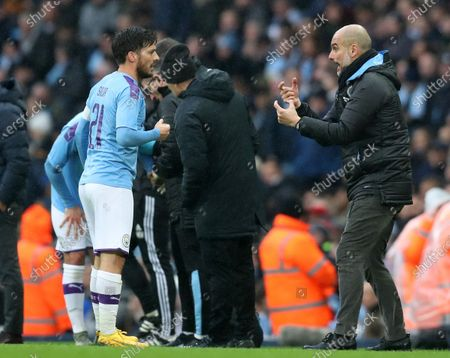 Editorial photo of Manchester City v Fulham, Emirates FA Cup Fourth Round, Football, Etihad Stadium, Manchester, UK - 26 Jan 2020