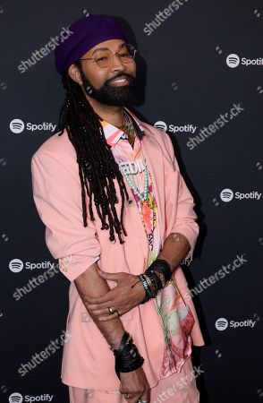 Editorial image of 2020 Spotify Best New Artist Party - Arrivals, West Hollywood, USA - 23 Jan 2020