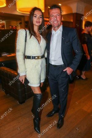 Editorial picture of Arnold Schwarzenegger Climate Initiative auction, Kitzbuehel Country Club, Reith, Austria - 23 Jan 2020