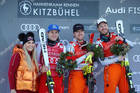 Editorial photo of Alpine Skiing World Cup, Kitzbuehel, Austria - 24 Jan 2020