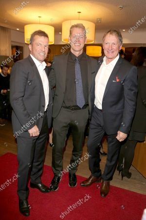 Editorial photo of Schwarzenegger Climate Initiative charity dinner, Reith, Austria - 23 Jan 2020