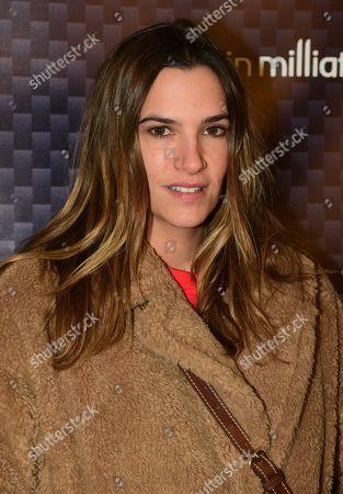 Stock Photo of Charlotte Gabris