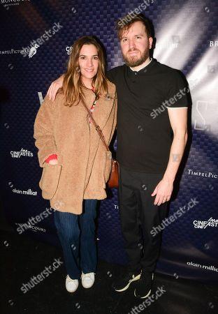 Charlotte Gabris and Nicolas Bary